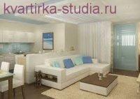 Планирование квартиры студии