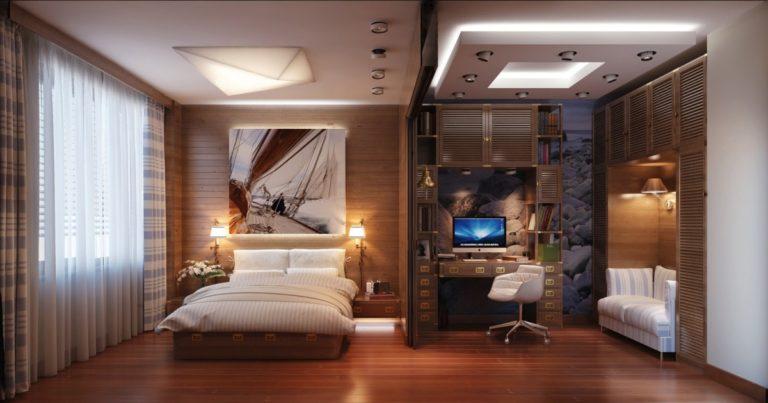 Оригинальные дизайны квартир фото