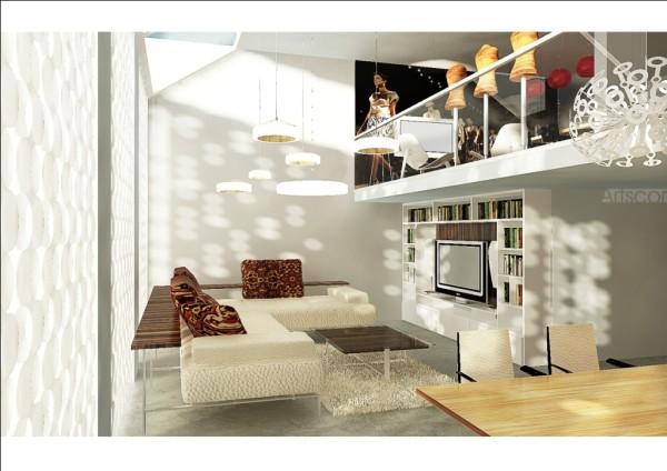 Оно являлось простором для творческой фантазии художников и архитекторов, поэтому студии часто ассоциируются у всех именно с жильем творческих натур.