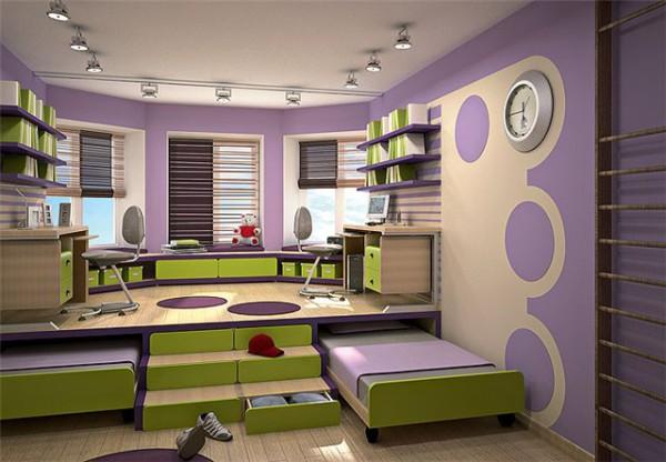 Прежде, чем расставить мебель по своим местам рекомендуется тщательно продумать пространство и распределить по зонам.