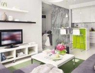 Фото оформления маленькой квартиры