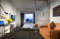 Фото красиво оформленной квартиры студии 30 квадратов