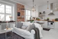 Дизайн маленьких квартир студий предполагает правильную организацию пространства.