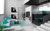 Яркие цветные покрывала и подушки на полу могут отлично заменить полноценную гостиную комнату.