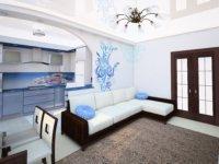 Квартира студия 15 кв.м дизайн и оформление