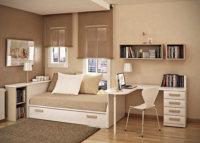 Компактная мебель для малогабаритной квартиры