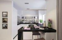 Дизайн кухни обязательно подчиняется правилу функциональности и практичности.