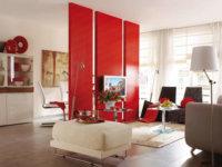 Фальш-панель – лучший выбор для тех, кто предпочитает использовать более серьёзные решения для разграничения комнаты.