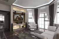 Квартиры площадью больше 30 кв. м предоставляют возможность для создания истинных произведений и реализации достаточно смелых идей.