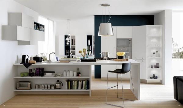 Оформляем кухонную зону