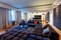 Фото современной уютной квартиры