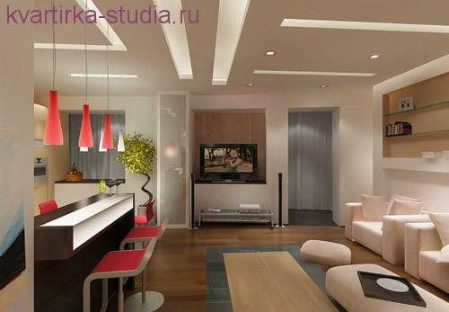 Как оформить квартиру студию
