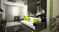Дизайн квартир студия «Мегаполис» создаст неповторимую атмосферу и сбалансирует цвета.