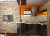 Многие жильцы таких квартир задаются вопросом: как отделить кухню в квартире студии?