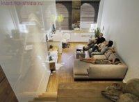 Фото практичной мини квартиры