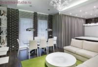 Фото современной квартиры студии