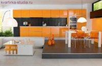 У владельцев, затевающих ремонт, квартира студия дизайн должна иметь с чертами стиля жизни собственника.