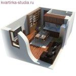 Итак, первый этап существует для подготовки такого важного документа, как смета на ремонт квартиры-студии.