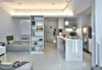 Как оформить студию квартиру и сделать ее идеальной