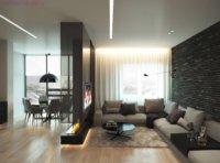 Как зонировать квартиру студию при помощи мебели.