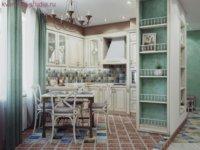 Оформление помещения должно быть лаконичным, простым и нежным.