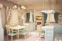 Фото квартиры в стиле Прованс: прекрасное решение для квартиры.