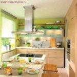 Правильное оформление зоны кухни по фен-шуй.