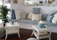 Фото французского стиля в квартире студии.