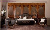 Стандартный мебельный гарнитур в стиле модерн.