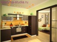 Многие российские дизайнеры используют данное расположения мебели в современном интерьере