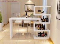 Квартира студия - простое решение для малой площади!