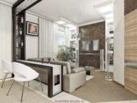 Как должен выглядеть идеальный проект студийной квартиры