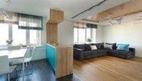 Как оформить лаконично и красиво квартиру студию