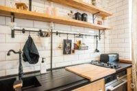 Зона кухни в квартире студии, ее значимость в интерьере