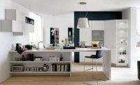 Кухня в квартире студии: оформление и полезные советы