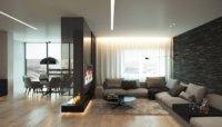 Экономия пространства при помощи мебели