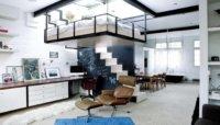 Дизайн квартиры студии 25 кв. м: основные детали оформления
