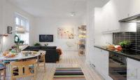 Перепланировка и оформление кухонной зоны