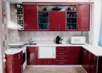 Кухня в хрущевке 5 кв. м, планировка в идеале