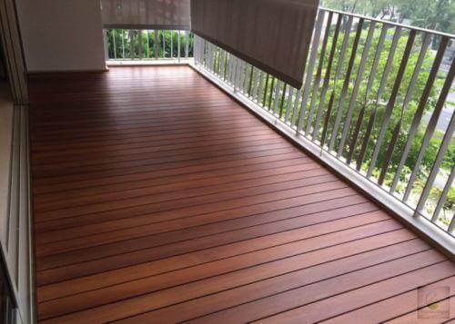 Как сделать пол на балконе