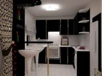 Полная перепланировка кухни
