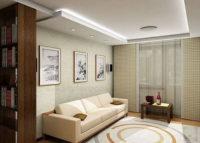 Разно уровневые потолочные конструкции