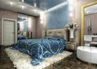 Модель спальни будуар