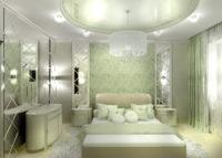 Спальня дизайн в хрущевке, рациональное планирование